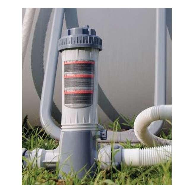 intex 1000 gph filter pump manual