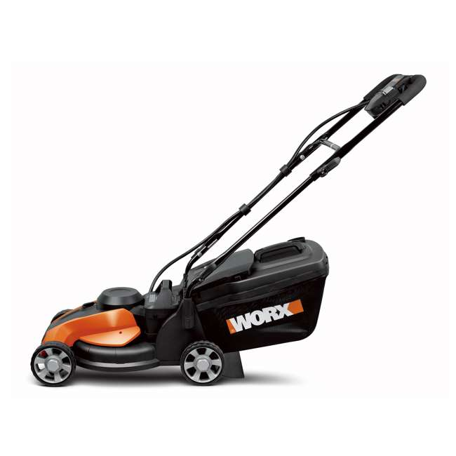 WG782 Worx WG782 24-Volt Electric Walk Behind Push Lawn Mower 2