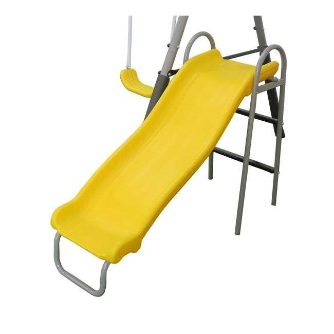 XDP-74560 XDP Recreation Swingin' Again Kids Swing Set with Slide 6