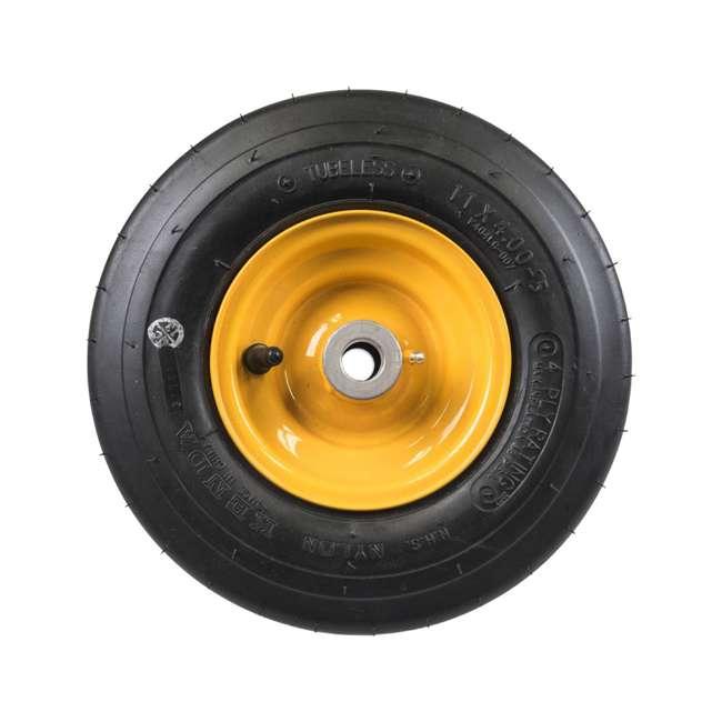 HV-PA-516001902 Husqvarna 516001902 Tire Replacement for RZ 3016, RZ 3016 CA, & RZ 2019 BF Mower 1