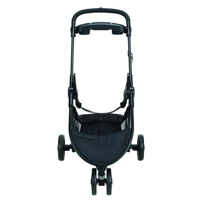 2065964 Graco 2065964 SnugRider 3 Elite 3 Wheel Portable Infant Car Seat Carrier, Black 2