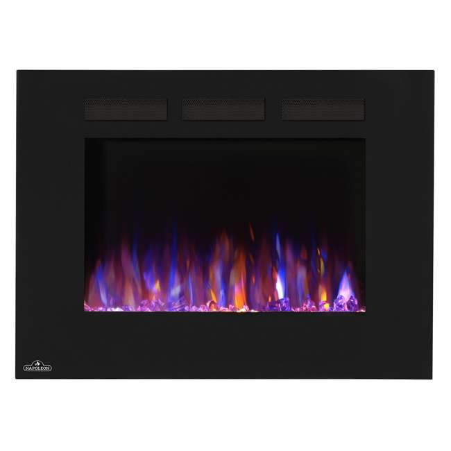 NEFL32FH-OB Napoleon Allure 32-Inch 5000 BTU Wall Hanging Electric Fireplace (Open Box)