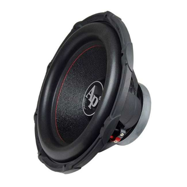 TXX-BD1-15 Audiopipe TXX-BD1-15 15-Inch 1600W Subwoofer (2 Pack) 1
