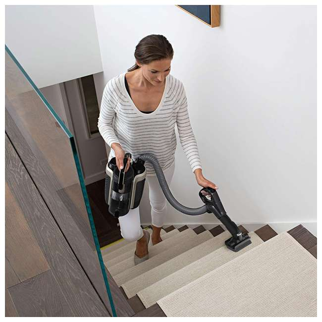 IC162-RB Shark ION P50 Lightweight Powered Lift-Away DuoClean Cordless Upright Vacuum 5