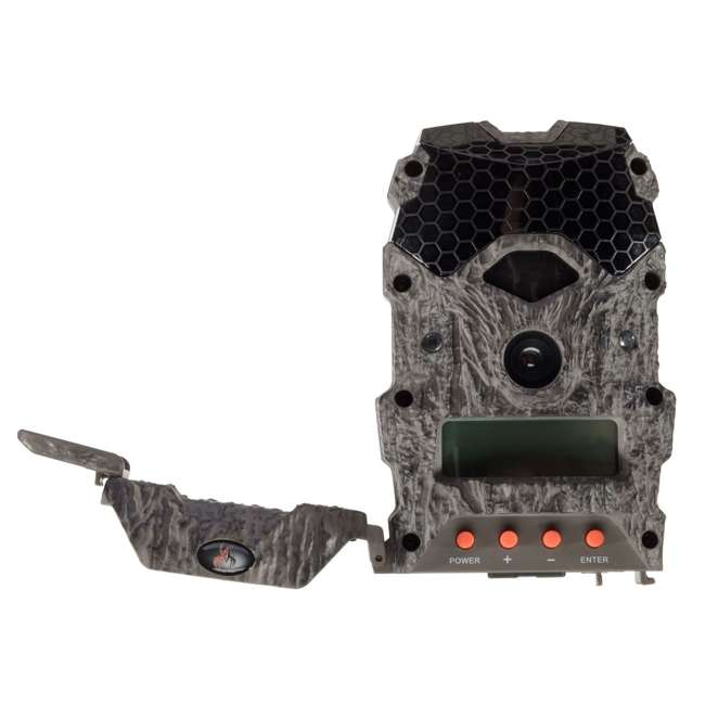 4 x WGI-M18I38D28 Wildgame Innovations Mirage 18 MP Trail Camera (4 Pack) 2