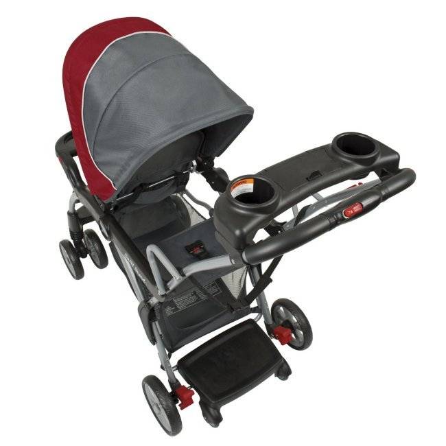 Baby Trend Sit N Stand Dx Deluxe Stroller Amp Infant Car