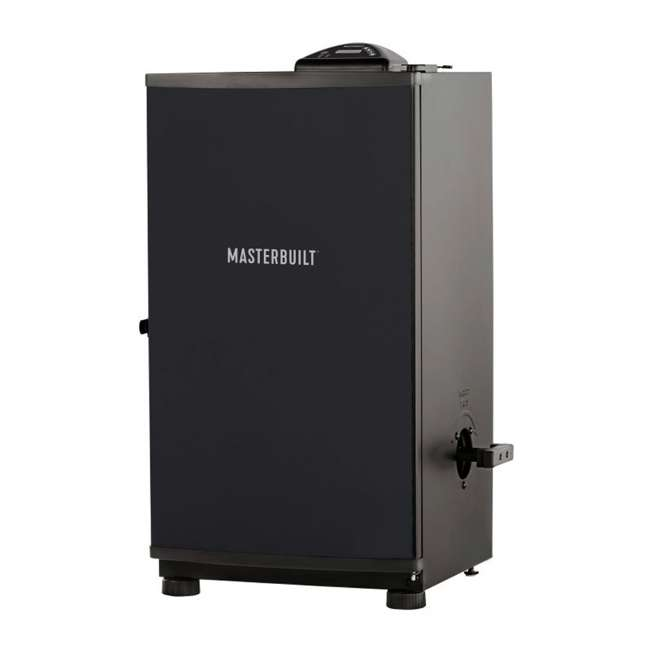 Masterbuilt Electric Grill ~ Masterbuilt inch outdoor electric smoker black
