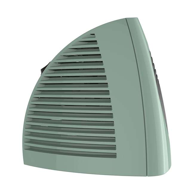 Vornado Small Electric Personal Space Heater Green Vh202 G