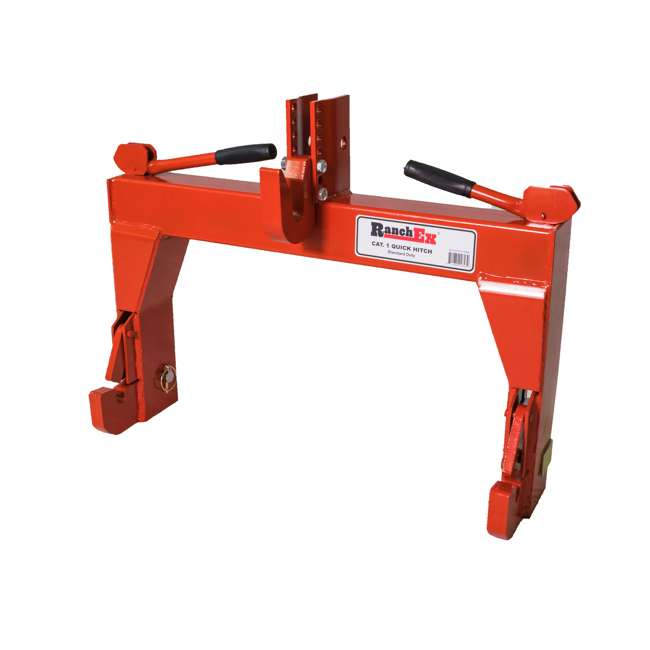 RE-102850 RanchEx Category 1 Quick Hitch 102850 1
