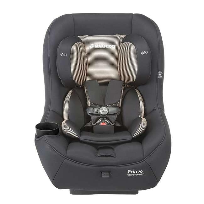CC133DCU Maxi-Cosi Pria 70 2-in-1 Convertible Car Seat, Black Toffee 2