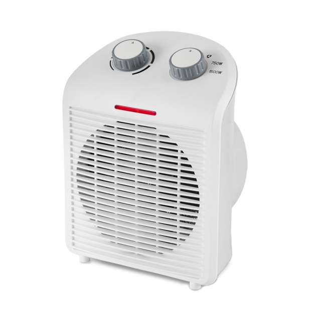 LIM-19-100001-U-A Limina Home Office Personal Electric 1500W Fan Forced Space Heater (Open Box)
