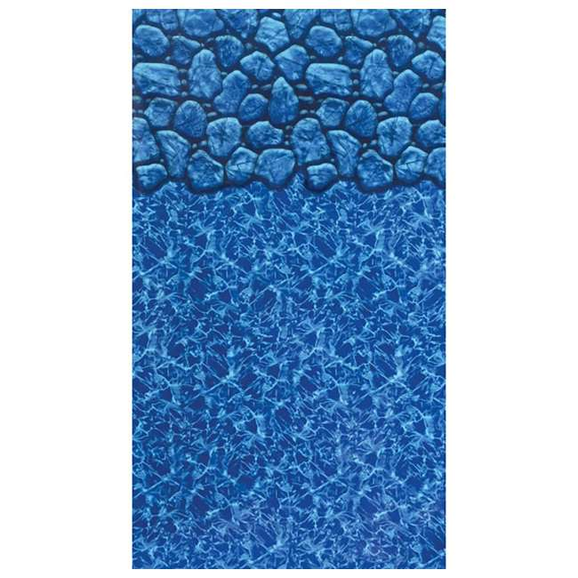 5-1600 PEBBLE Pebble Springs Heavy Duty 16 Foot Round Pool Liner from the Makers of Doughboy