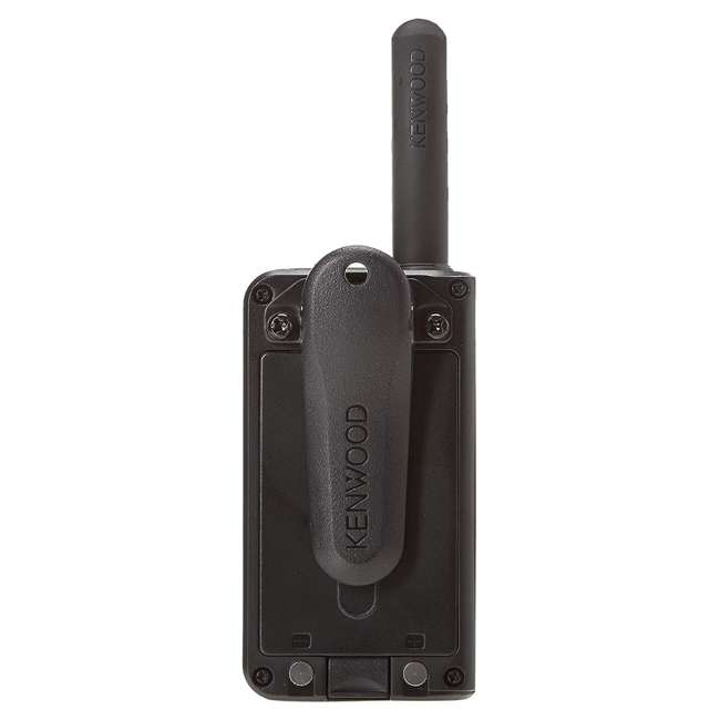 PKT-23K Kenwood PKT-23K Pocket Sized UHF 4 Channel Portable 2 Way Radio Walkie Talkie 1