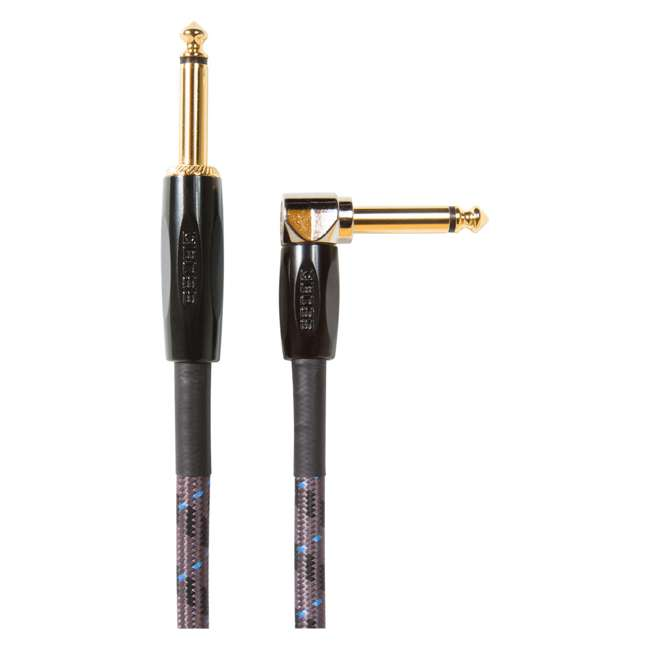BIC-10A Boss BIC-10A 10-Foot Right Angle Instrument Bass Guitar Cable
