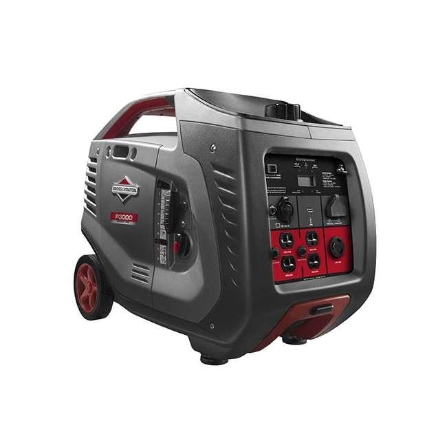GEN-30545-U-A Briggs & Stratton 30545 P3000 Portable 3000-Watt Inverter Generator (Open Box) 1