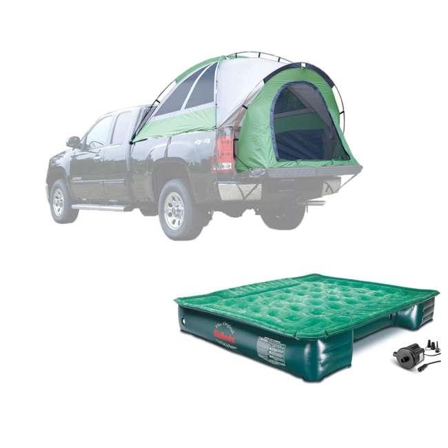 13011 + PPI PV203C Napier Backroadz Truck Bed Tent & AirBedz Truck Air Mattress