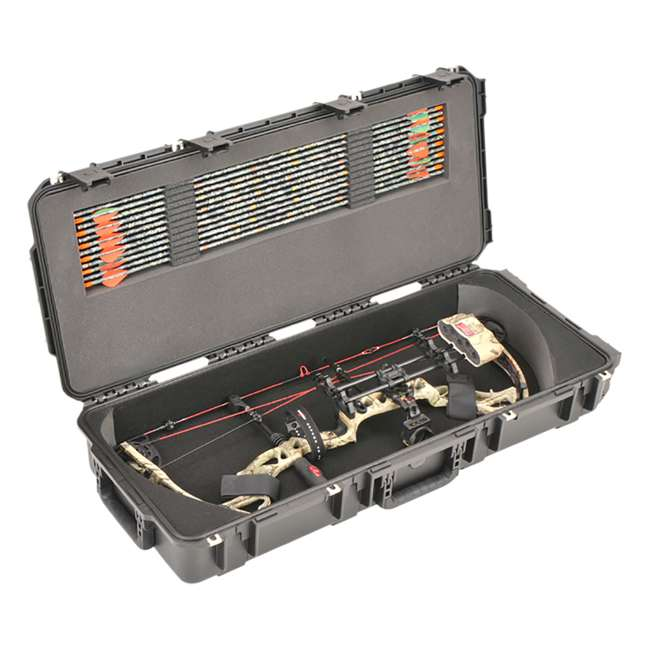 3I-3614-pl SKB Cases iSeries 3614 Parallel Limb Bow Crossbow Case 3
