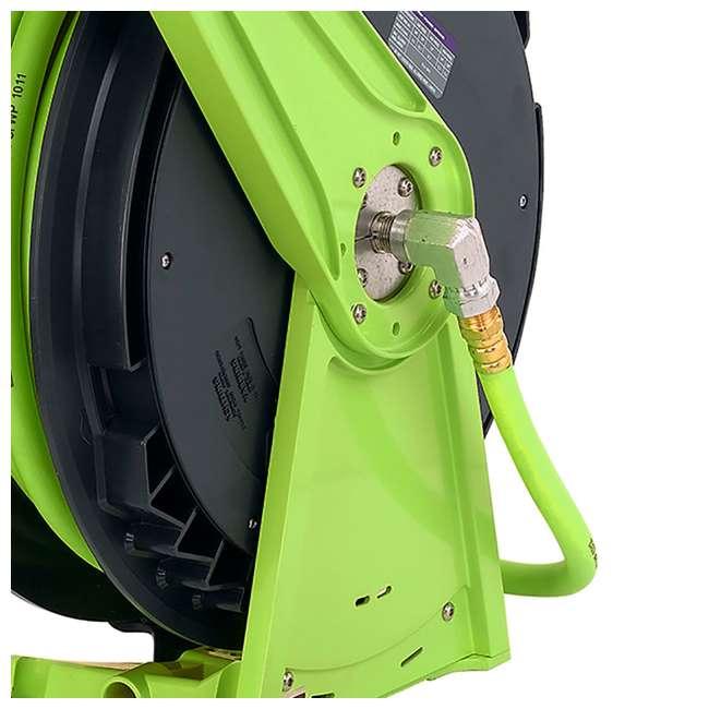 LEG-L8041FZ Flexzilla Performance Series Air Hose Reel, 3/8-Inch x 75-Foot 2