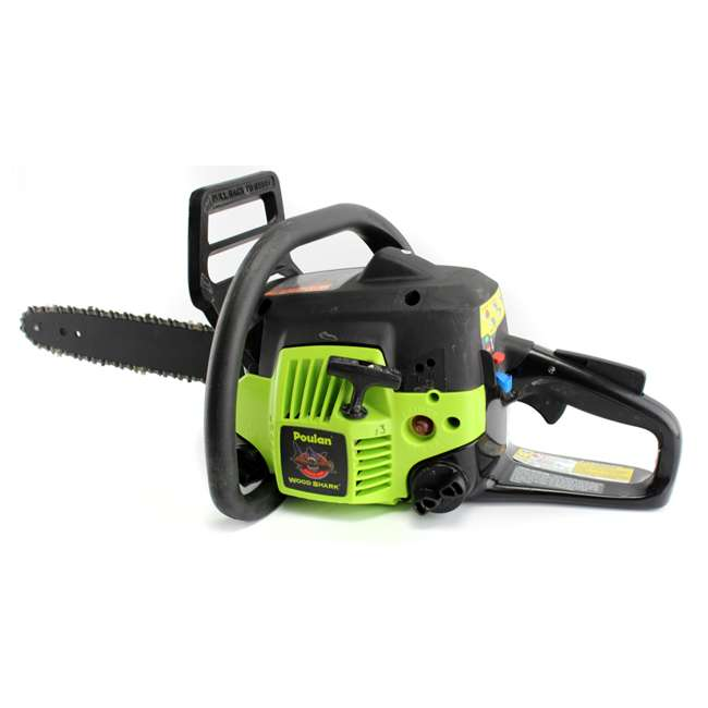 P3314-RB Poulan P3314 14-Inch 33cc Gas Chainsaw (Refurbished) 2