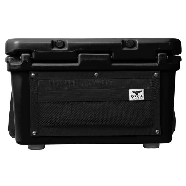 ORCBK/BK026 ORCA 26-Quart 6.5-Gallon Ice Cooler, Black 3