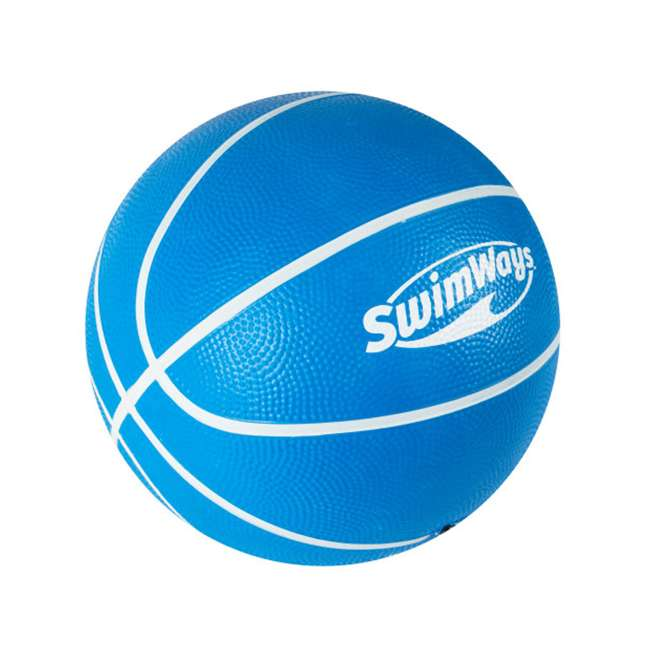 6043634-SW SwimWays Wet Net Swimming Pool Basketball Set 2