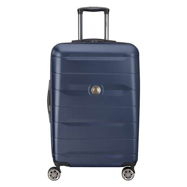 40386597301 DELSEY Paris Comete 2.0 21, 28 Inches Spinner Upright Travel Bags, Anthracite 1