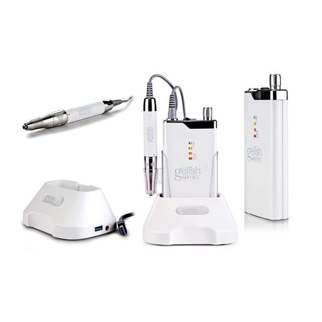 1168008-GoFile Gelish 1168008 Go File Professional Portable Hybrid Electric Nail File Machine 3
