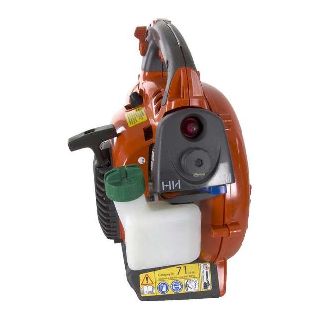 HV-BL-952711902-U-B Husqvarna 125BVx 28cc 2 Cycle Gas Powered 170 MPH Lawn Blower Vacuum (Used) 3