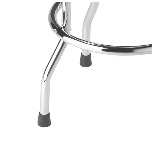 TOR-TRP6185-U-C Torin Big Red 360 Degree Swivel Shop Padded Bar Stool Cushion Seat (For Parts) 4