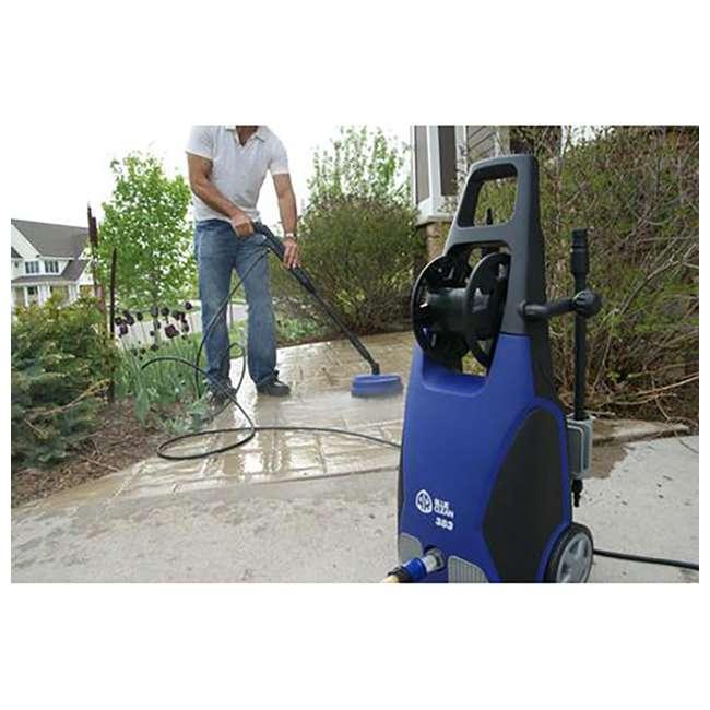 ar blue clean 383 manual