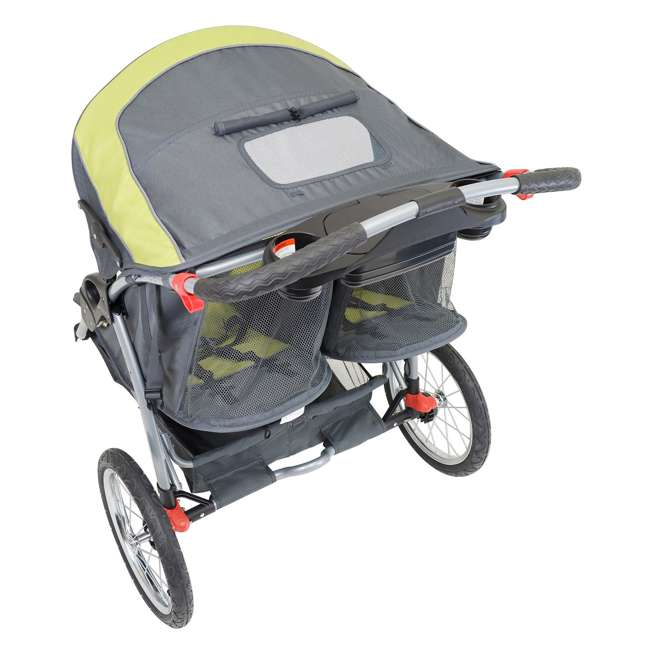 Baby Trend Expedition Swivel Double Jogger Baby Jogging