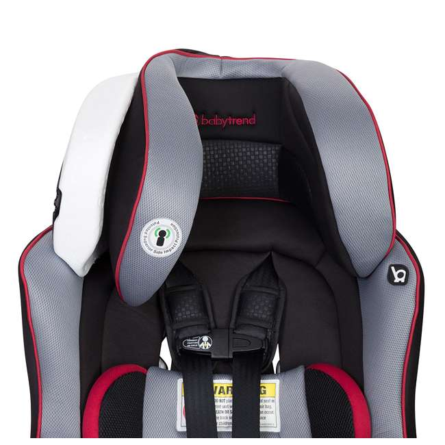 CV88A51C Baby Trend PROtect Series Elite Convertible Car Seat Apollo 2 Pack 5