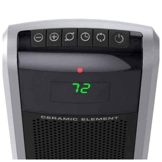 LKO-5586-TN Lasko 5586 Portable Electric 1500W Room Oscillating Ceramic Tower Space Heater 1