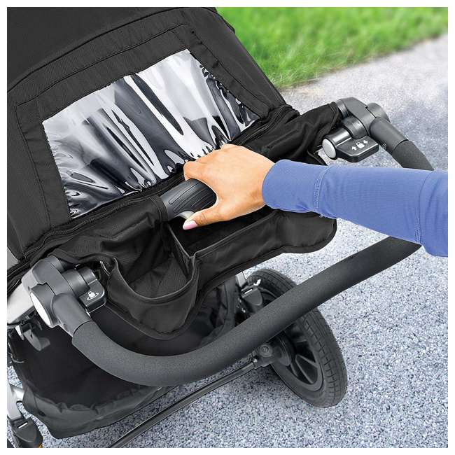 CHI-0707967397-OB Chicco Activ3 Air Jogging Stroller, Q Collection (Open Box) 7