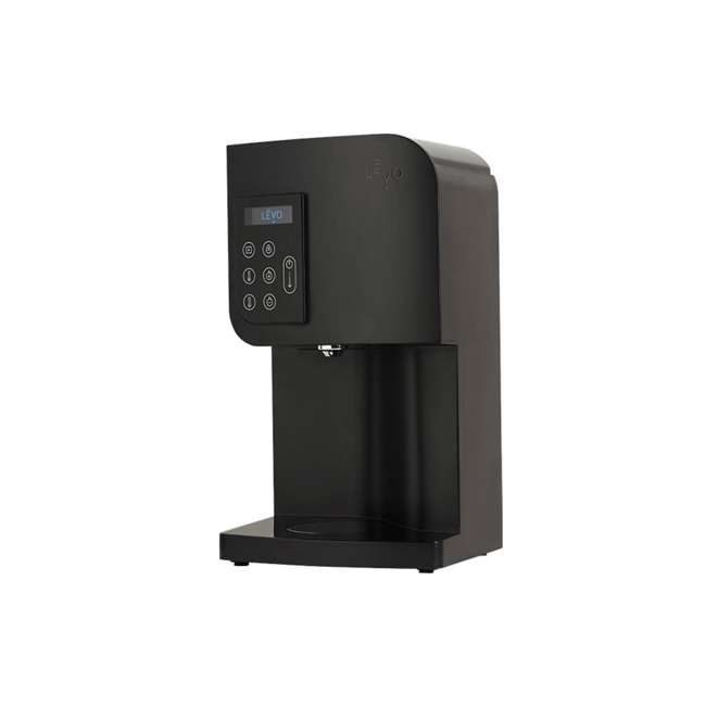 LEVO1-BLK LEVO I Herbal Oil Infusion Machine Botanical Activator and Herb Dryer, Black