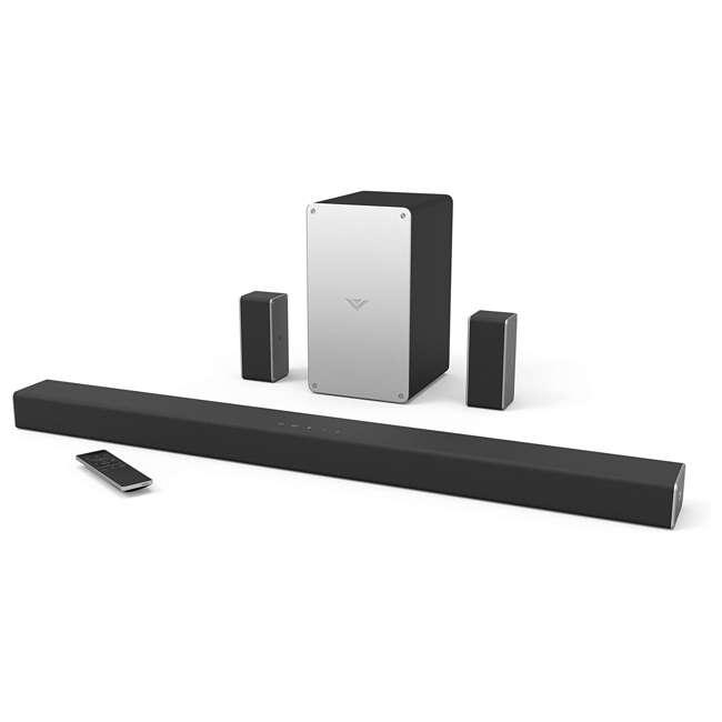 SB3651-E6-RB Vizio SmartCast 36-Inch 5.1 Wireless Soundbar System (Certified Refurbished)