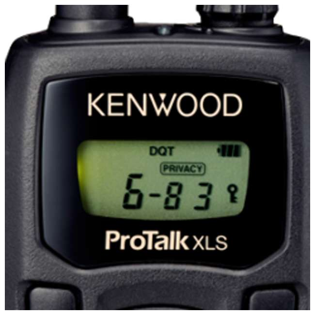 TK-3230DX Kenwood TK-3230DX ProTalk UHF FM Portable Business 2 Way Radio Walkie Talkie 1