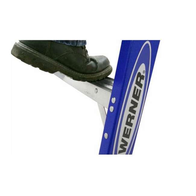 W-OBEL06 Werner 6 ft Fiberglass Ladder - OMA 3