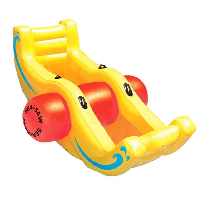 Swimline 9058 Inflatable Sea Saw Rocker