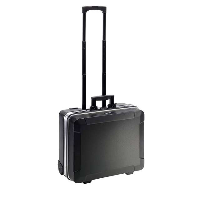 120.04/P B&W International GO Portable Wheeled Rolling Tool Case Box with Pocket Boards 5