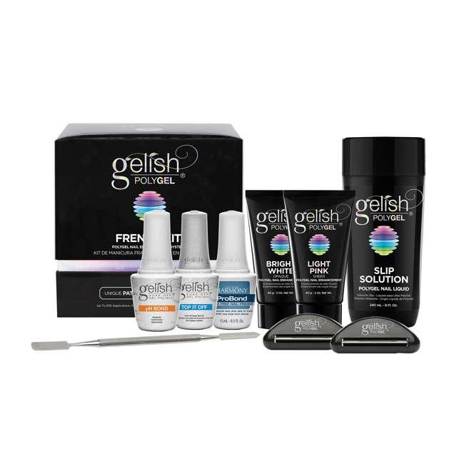 1720001-FRENCHKIT Gelish PolyGel Professional Nail Technician Enhancement French Kit