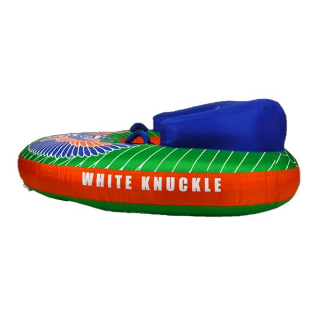 WK-TUBE-TOUCAN17 White Knuckle Toucan Chariot Style 2-Person Towable Boat Tube 3