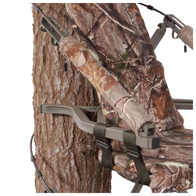 Summit Explorer Sd Open Front Single Seater Tree Stand