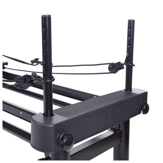 55-4701 Stamina Products 55-4701 AeroPilates Premier Studio 700 w/Cardio Rebounder, Gray 6