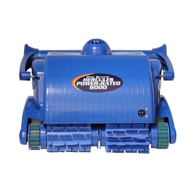 Water Tech Hercules 6000 Robotic Pool Cleaner Hpr6000