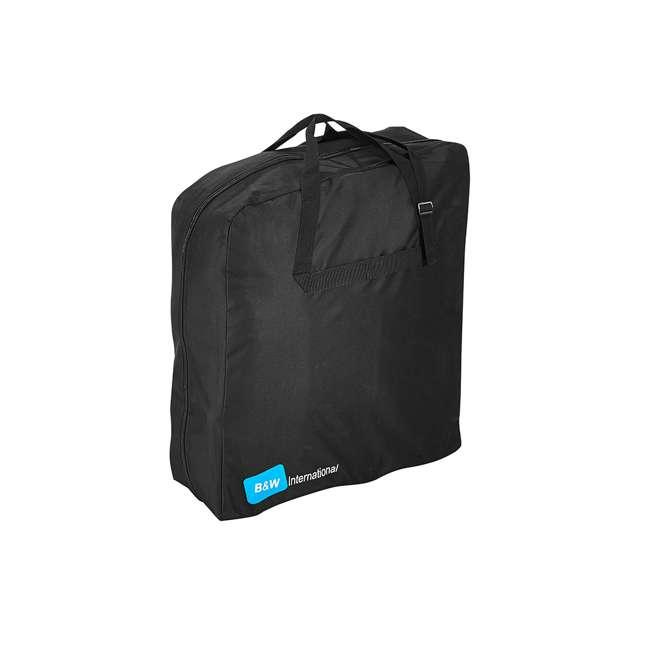96007/N B&W International 96007/N Foldon Brompton Bike & Folding Bicycle Travel Bag