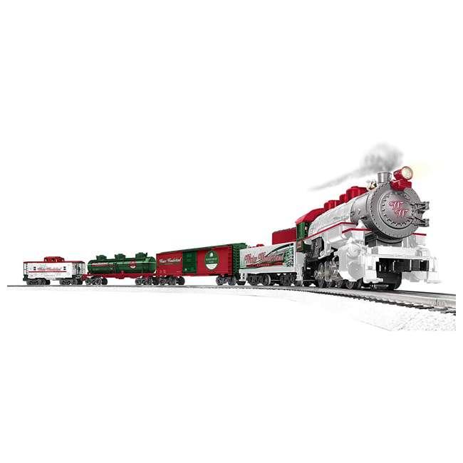 1923150 Lionel Trains 1923150 Winter Wonderland Lionchief Model Train Set w/ Bluetooth