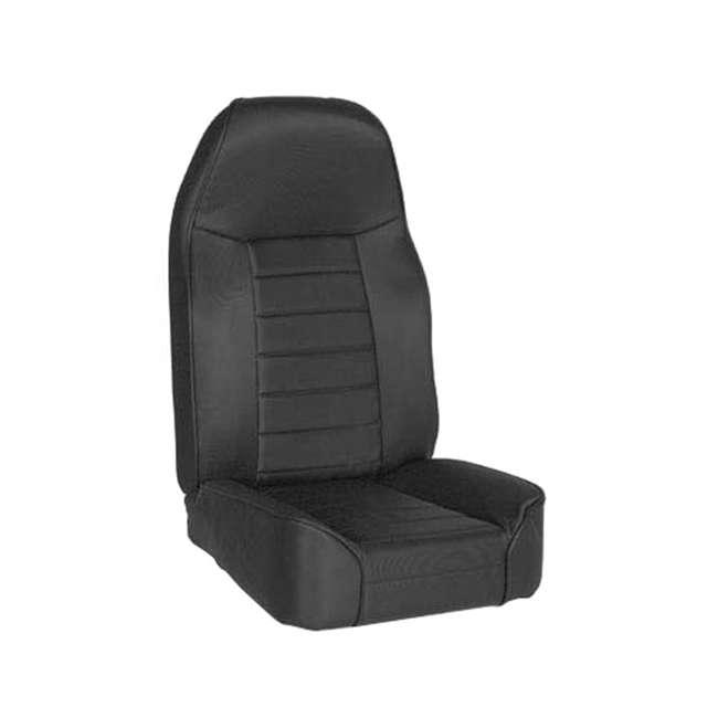 44915-SMITTYBILT Smittybilt Front Standard Bucket Seat, Black Denim 1