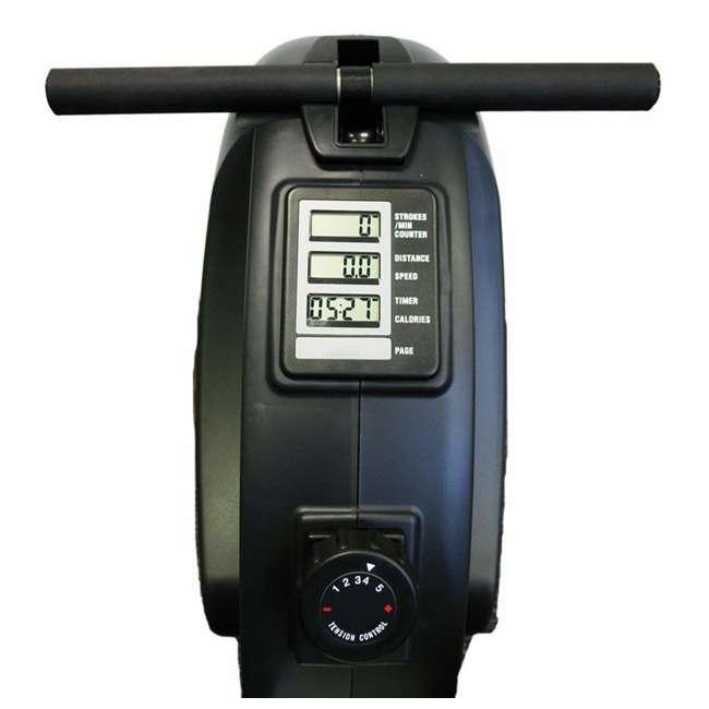 RW1000-BOX1 LifeSpan RW1000 Folding Indoor Rowing Exercise Machine 3