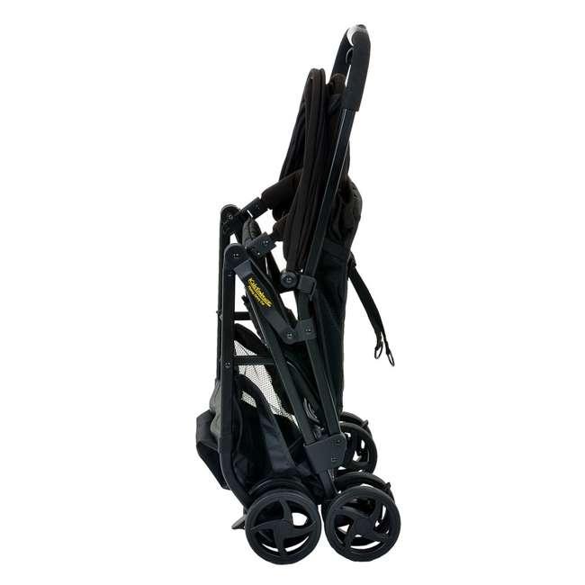 KE-7701BATBK Kids Embrace DC Comics Batman Compact Toddler Stroller 4